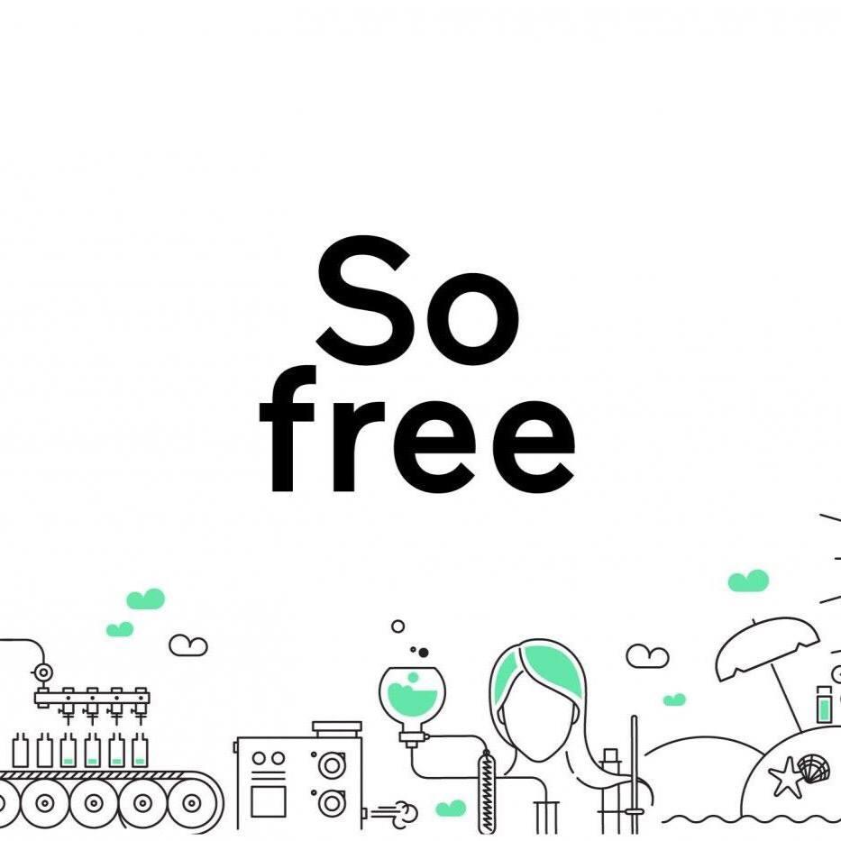 so free als Frischepartner mit dem grünen Business von RINGANA